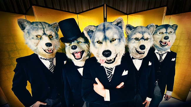 Interview with Man With a Mission: check!